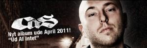 dansk rap, dansk hiphop, CAS 1