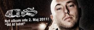dansk rap, dansk hiphop, CAS 7