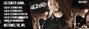 dansk rap, dansk hiphop, CAS 26