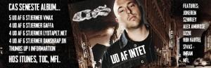 dansk rap, dansk hiphop, CAS 27