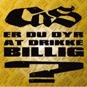 dansk rap, dansk hiphop, CAS 15