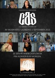 dansk rap, dansk hiphop, CAS 48