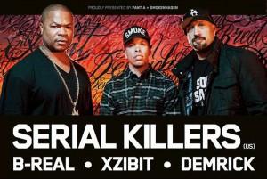 dansk rap, dansk hiphop, CAS, Xzibit, B-Real, Demrick 75